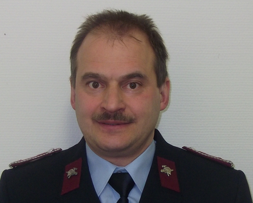 Michael Gaska - Hauptfeuerwehrmann
